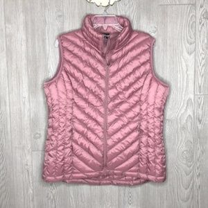 32 Degrees Heat Down Puffer Vest NWT Size Small
